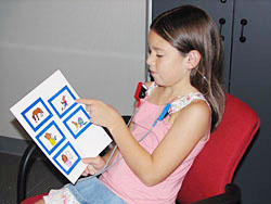 The ASU Department of Speech and Hearing Science Pediatric Evaluations